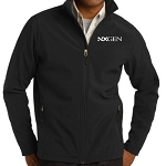Port Authority Soft Shell Jacket Men's Black